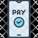 Pay Digital Emolument Icon