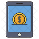 Pay Online Ecommerce Icon