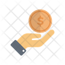 Pay Donate Dollar Icon