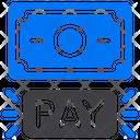Pay Money Cash Icon