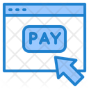 Pay Payment Shopping Online Icon