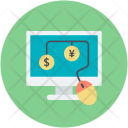 Pay Click Ppp Icon