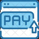 Pay button Icon