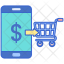 Pay By Phone Online Payment E Payment Icon