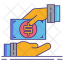 Pay Cash Icon