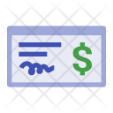 Pay Cheque Icon
