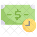 Online Shopping Pay Later Payment Icon