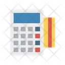 Pay Machine Card Billing Icon
