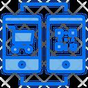 Smartphone Mobile Cart Icon