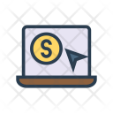 Payperclick Online Shopping Icon