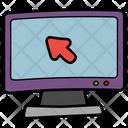 Pay Per Click Ppc Online Click Icon