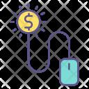Pay Per Click Icon