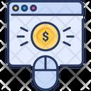 Click Pay Per Icon