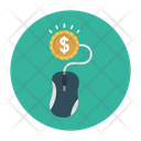Payperclick Online Dollar Icon
