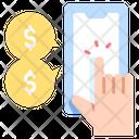 Ipay Per Click Pay Per Click Earning Par Click Icon