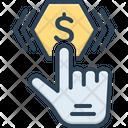 Pay Per Click Pay Per Icon