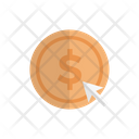 Doller Money Payperclick Icon