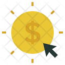 Pay Per Click Cpc Ppc Icon