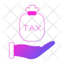 Pay Tax Icon