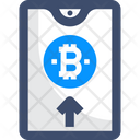 Pay With Bitcoin Bitcoin Payment Pay With Bitcoin Icon