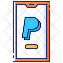 Pay with paypal Icon