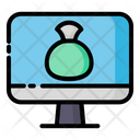 Payday Loan Money Icon