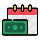Payday Money Loan Icon