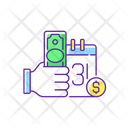 Payday Loan Icon