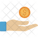 Paying Money Cash Icon