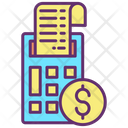 Paying Bills Dollar Bill Payment Invoice Payment Icon
