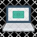 Paying Cash Icon