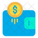 Wallet Dollar Wallet Dollar Cash Icon