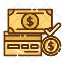 Success Card Payment Icon