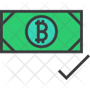 Payment Accept Bitcoin Icon