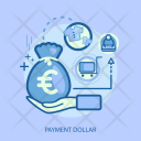 Payment Dollar Saving Icon