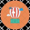 Payment Ballon Cloud Icon