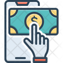 Payment Transaction Consumer Icon