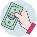 Business Salary Payment Icon