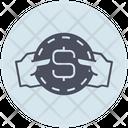 Business Money Salary Icon