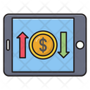 Payment Transfer Exchange Icon