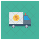 Payment Moneyvan Van Icon