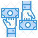 Money Payment Exchange Icon