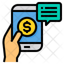 Payment Online Payment Smartphone Icon