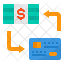 Payment Cash Exchange Icon