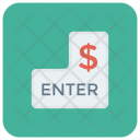 Payment Dollar Currency Icon