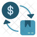 Payment Exchange Refund Icon