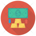 Payment Gold Goldmoney Icon