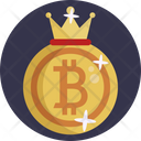 Bitcoin Cryptocurrency Payment Icon