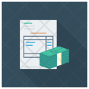 Payment Invoice Receipt Icon