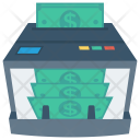 Payment Supermarket Counter Icon